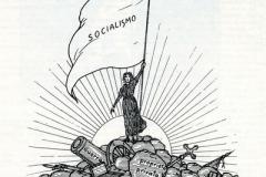 G. Scalarini, La difesa delle lavoratrici, 1-5-13-Il-trionfo-del-socialismo