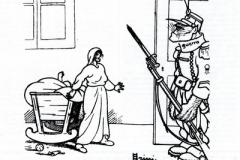 G. Scalarini, La difesa delle lavoratrici, 31-gen.-1915