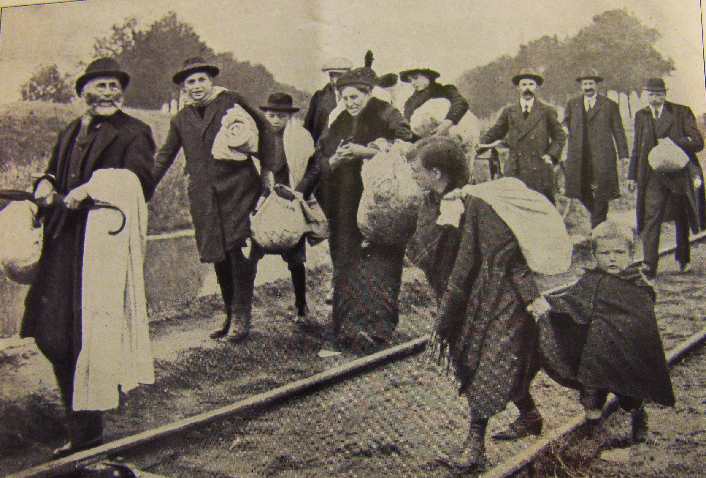 Scena illustrata 1915