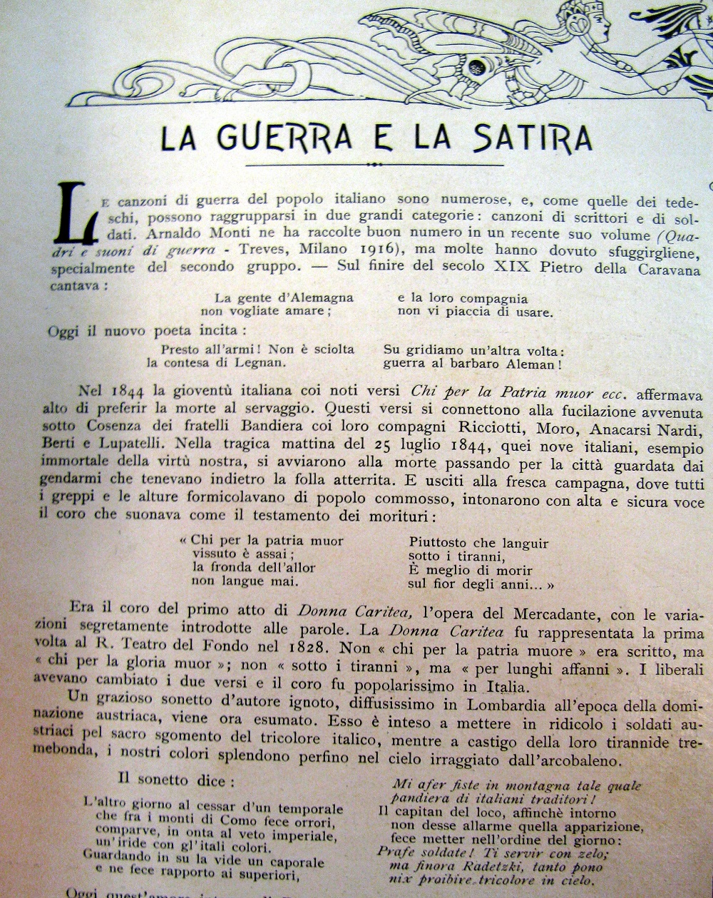 Scena illustrata 1916