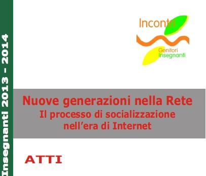Il processo di socializzazione nell'era di internet