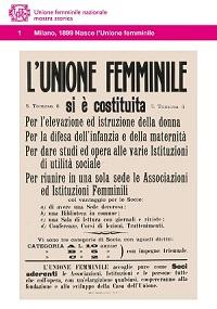 Mostra storica dell'Unione femminile a Modena