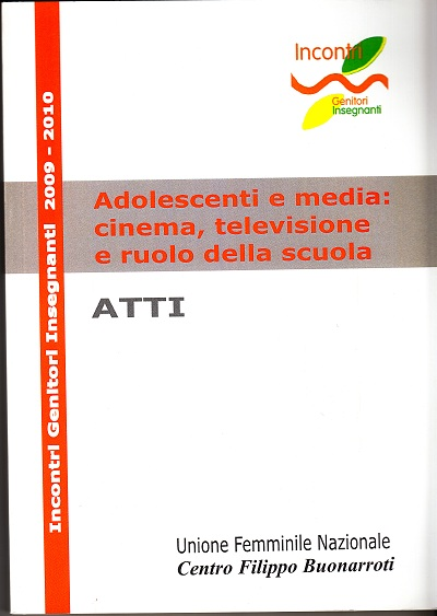 Adolescenti e media: cinema, televisione