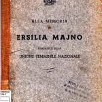 Una benemerita della medicina del lavoro: Ersilia Majno Bronzini