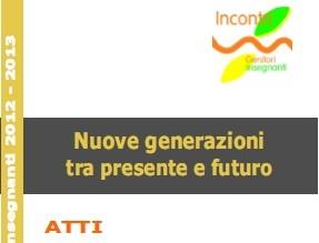 Nuove generazioni tra presente e futuro