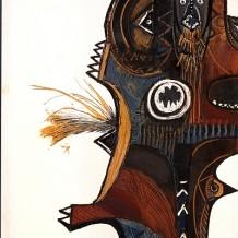 Bertina Lopes. Dipinti e sculture 1961-2000