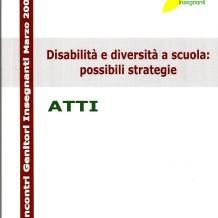 Disabilità e diversità a scuola