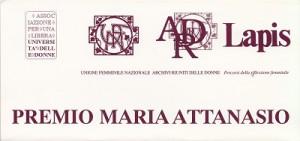 Scritti di Maria Attanasio