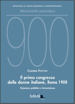 Il primo congresso delle donne italiane