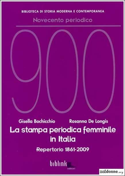 La stampa periodica femminile in Italia