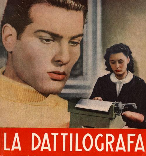 Il sogno della dattilografa