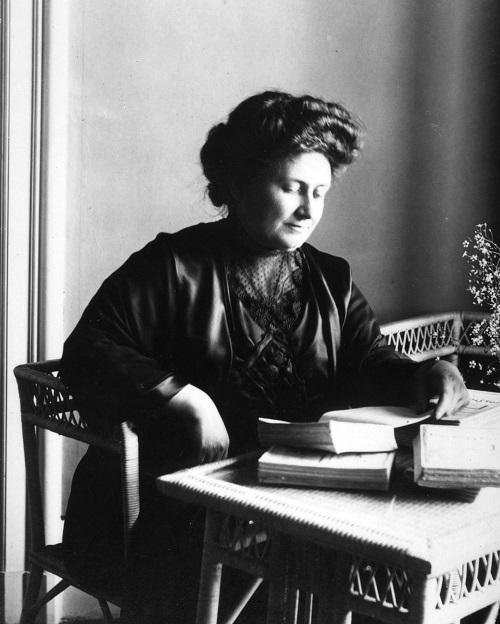 Montessori, l'Unione femminile, la Società Umanitaria