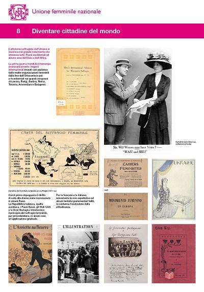 Mostra storica dell'Unione femminile a Lecco