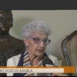 Il primo voto di Angela e Renata