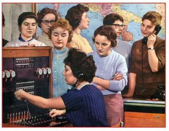 Le signorine del telefono