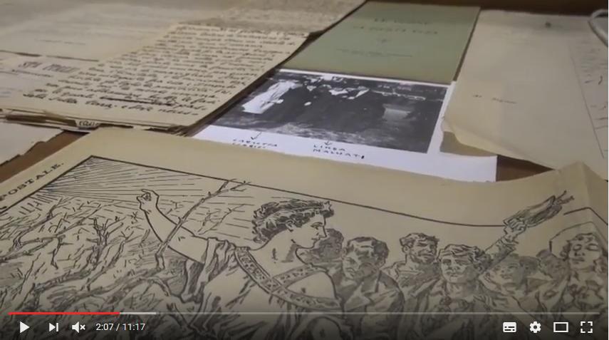 Suffragette italiane verso la cittadinanza. Video 1861-1946