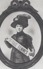 Suffrage femmes unione femminile