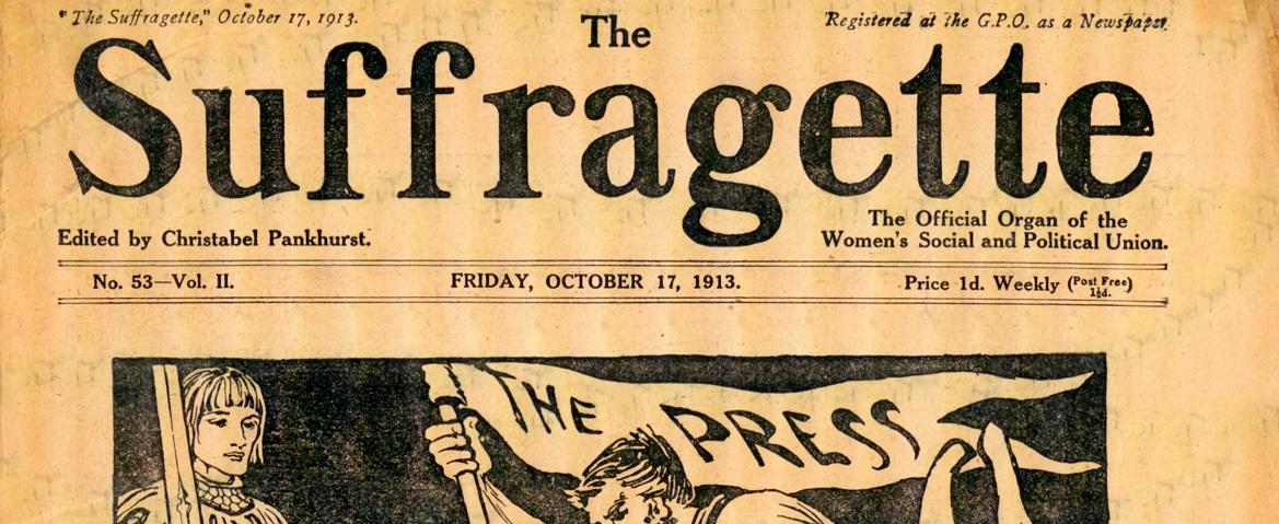 """Mosta """"Suffragette"""" a Codogno"""
