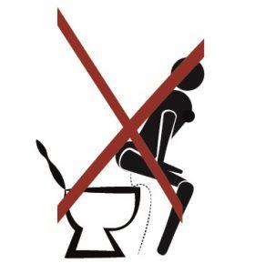 cartello bagno rit