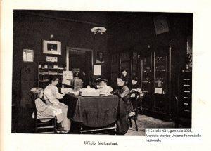 FUF_48_3_il secolo XX foto ufficio indicazioni