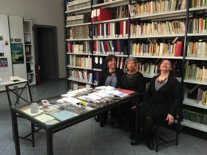 Maria Teresa Milano, Renata Bedendo, Rita Torti