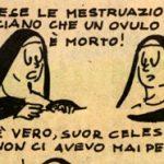 L'aborto nei pensieri di Suor Celestina