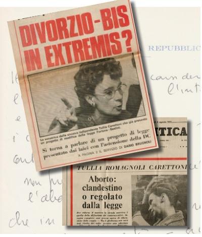 """Premio di laurea """"Tullia Romagnoli Carettoni"""" II edizione. Comunicato"""
