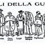 Le donne nella penna di Giuseppe Scalarini