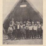 Le scuole dell'Agro romano dell'Unione femminile nazionale