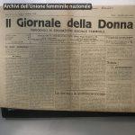 """""""Il Giornale della Donna"""": una rivista suffragista in Italia dal dopoguerra al fascismo (1919-1925)"""