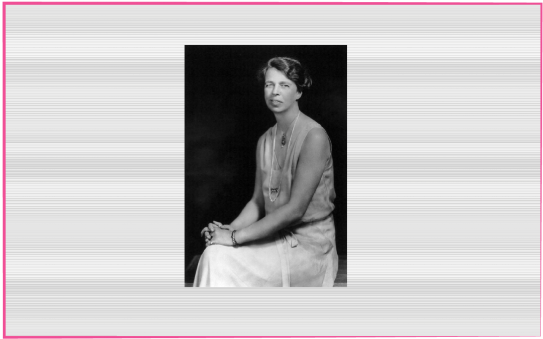 Eleanor Roosevelt. Una biografia politica